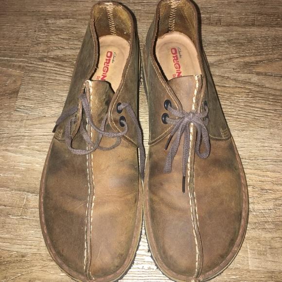 da907f5faecab Clarks Shoes - Clark Originals Dessert Trek